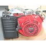 Jm-motors Honda Oficial Motor Explocion Gx390h1 13hp Contado