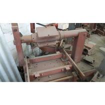 Maquina Inyectora De Calzado, Calesita 12 Estaciones, Matriz