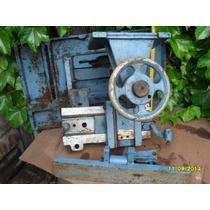 Maquina Circular-barrenadora Carpinteria