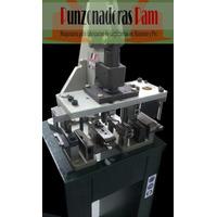 Punzonadora M3 Batiente Pf Osc Aluminio Industrial $9500