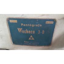 Pantografo Wecheco 3d Urgente Regalo X Falta De Espacio!!