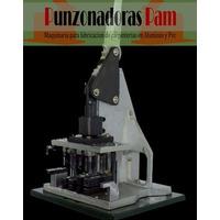 Punzonadora Herrero 3/8 Linea Comp Aluminio Industrial $8800