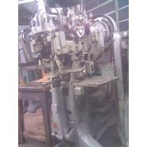 Máquina Para Fabricación De Calzado Cerrar Talón