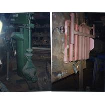 Maquina De Ladrillos Prensados Con Cortador