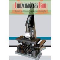 Punzonadora 640-1 Rotonda Corred Ok Ind Aluminio $7300+com