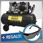 Compresor Dogo 100 Lts 2 Hp Profesional Monofásico + Regalo!