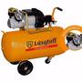 Compresor De Aire Lusqtoff Bicilindrico 100 Lts 4 Hp