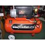 Compresor Gladiator 40lts 2hp/1450w C/manometros Floresta