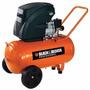 Compresor De Aire Black And Decker 50 Litros 2 Hp