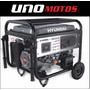 Generador Hyundai Hy 9000 Le Hy9000le 7500 Va Monofasico 8kv