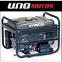 Grupo Electrogeno Generador Hyundai Corea 6800 Watts 6,2kva
