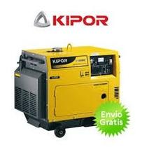Generador Electrico Familiar Kipor Kde 6500 T