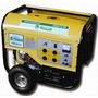 Grupo Electrogeno Generador 6kva Arr Electrico Ruedas 13 Hp