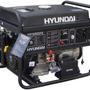 Generador Hyundai 6800 Fe