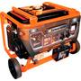 Grupo Electrógeno Generador Eléctrico A Gas 3500w Lg3500exg