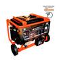 Grupo Electrogeno Generador Naftero -gas 3500w 6,5hp Rex