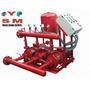 Equipo Presurizador Para Red De Incendio Mod.2bp24-1bj4.7-65