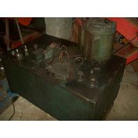 Bomba Central Hidraulica P/prensa/maquina Hidr. 7,5hp