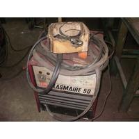 Corte Plasma Aire Tba 50amp,hasta 10mm,c/torcha Flamante