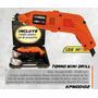 Torno Mini Drill + 40 Accesorios | 135w | Versa | Dobled