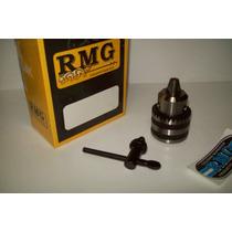 Mandril Industrial Pesado A Llave Rmg De 3-16mm Cono J33