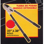 Tijera De Podar Mango Extensible Black Jack N265#