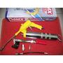 Engrasadora Neumatica/manual A Palanca C/acc 400grs Floresta