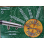 Set Aerografo Doble Accion Badger 175 7 2 Tip, Manguera Tela