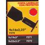 Corta Ladrillos Con Protector 9x16x2.25 Black Jack F270 #