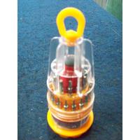 Destornillador 31 Pzas Puntas Iman Celular Electronica
