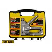 Engrapadora Profesional Black Jack 4 Valija C/600 Grampas