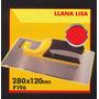 Llana Lisa 280x120mm Black Jack F196#