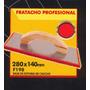 Fratacho Profesional 280x140mm Black Jack F198 #