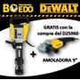 Martillo Demoledor Rompe Pavimento 1600w 40j - D25960 Dewalt
