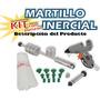 Kit Profesional Martillo Chupetas Pistola Punzon Saca Bollos