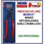 Pinza Pico De Loro Doble Cremallera 8 Bremen Profesional