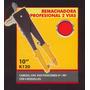 Remachadora Profesional 2 Vías Black Jack K120 #