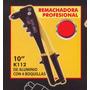 Remachadora Profesional De Aluminio Black Jack K112#