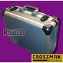 Valija Maletin Aluminio Crossman Compartimentos Moviles