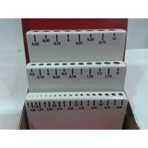 Caja Porta Mechas Metalica De 1mm A 10mm
