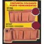 Cinturon Colgante Porta Herramientas 5 Divs Black Jack H106#