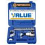 Pestañadora Excentrica Refrigeracion Value R410a