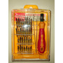 Kit Destornillador 32 Piezas Set Celulares Tablets Torx