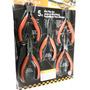 Set De 5 Pinzas Diy Electronica Electricidad