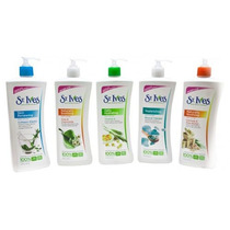 St. Ives Crema Corporal Humectante 350ml