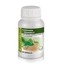 Isoflavonas + Vitamina E Para La Salud Natural De La Mujer