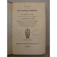 Rivera Indarte, J. Poesías. 1853