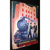 Ferrocarril Argentino La Fraternidad Locomotora Vapor 50 Año