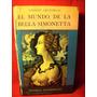 Arte: El Mundo De La Bella Simonetta German Arciniegas