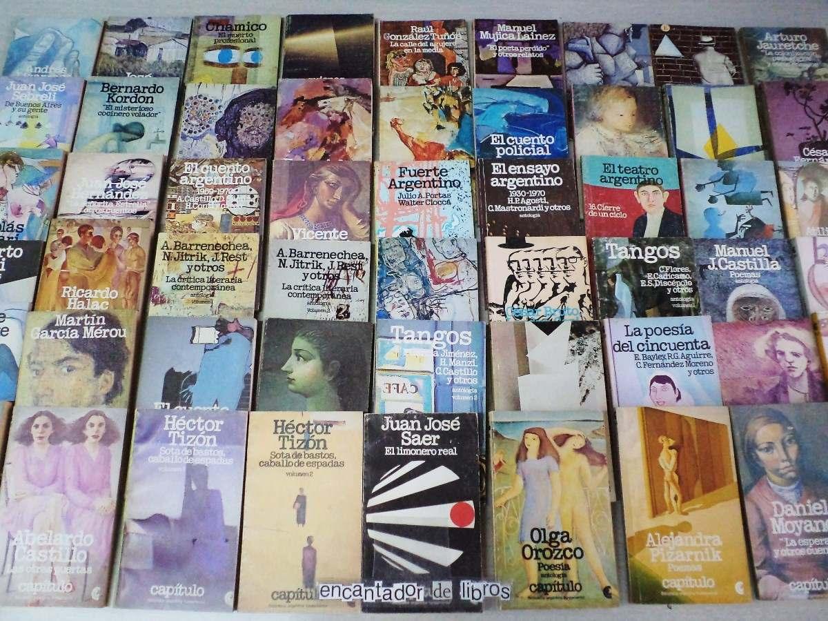 historia de literatura argentina: